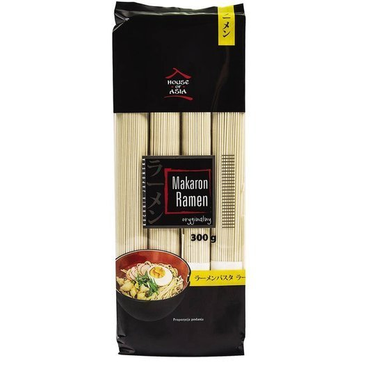 HOUSE OF ASIA MAKARON RAMEN 300G