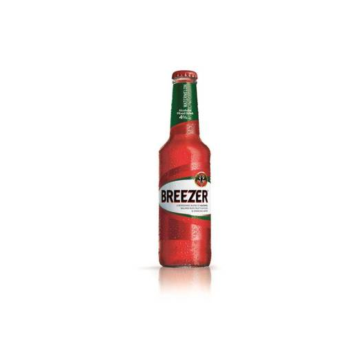 Napój alkoholowy Bacardi BREEZER WATERMELON 4% 275ML